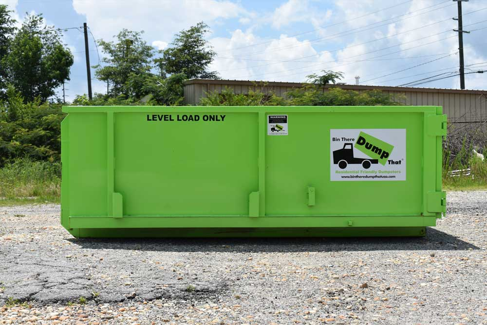 6 Yard Perry Hall Dumpster